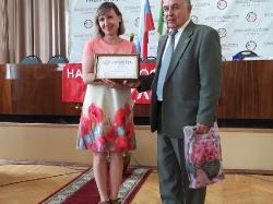 100-летний юбилей Профсоюза работников агропромышленного комплекса России