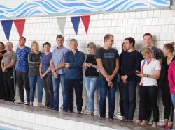 Соревнования по плаванию (14.09.2019г.)