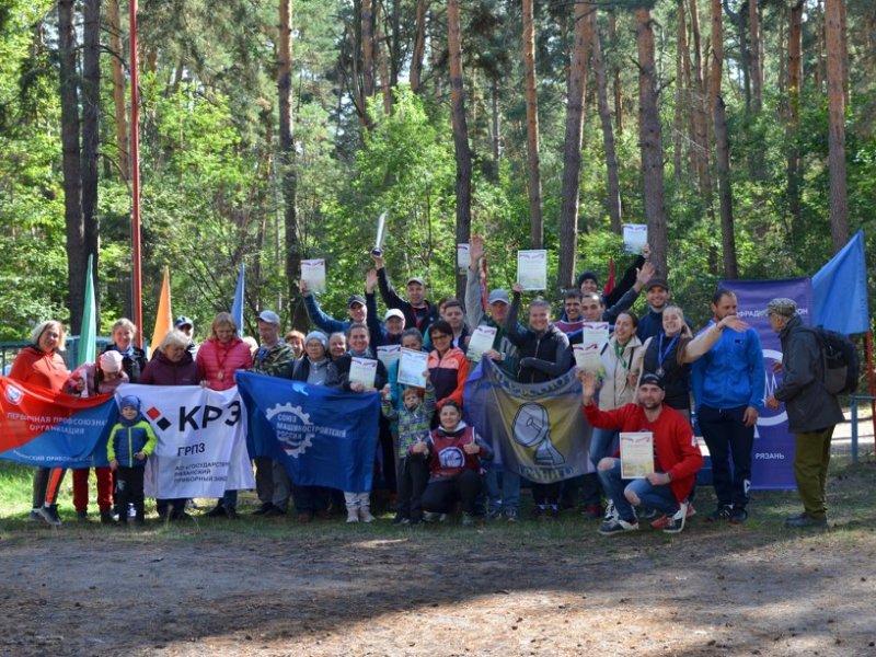 VII первенство по спортивному ориентированию в Рязанской ТОП