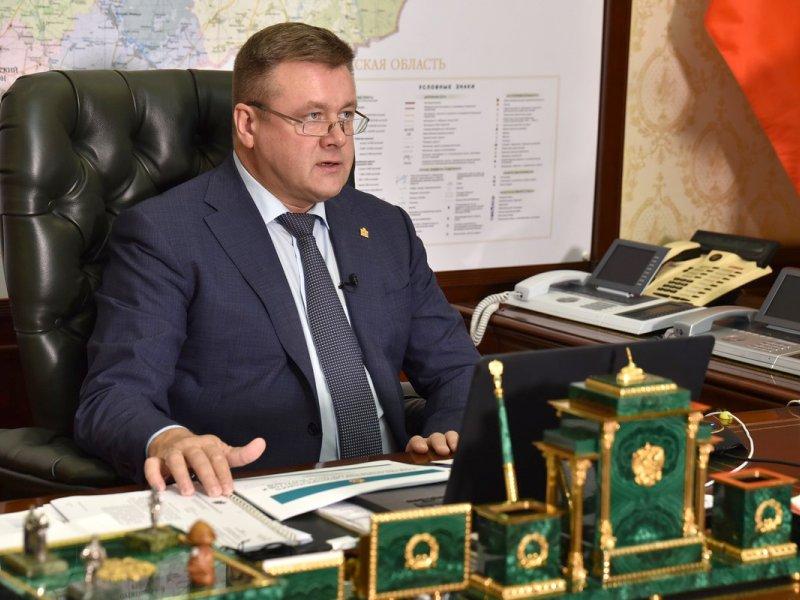 Проект закона Рязанской области «Об областном бюджете на 2021 год и на плановый период 2022 и 2023 годов» был рассмотренна заседании Правительства региона