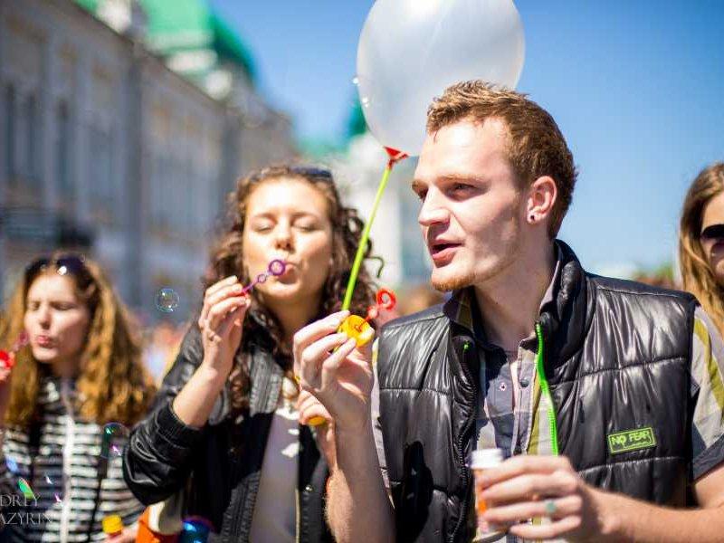 В России предложили увеличить возраст молодежи до 35 лет