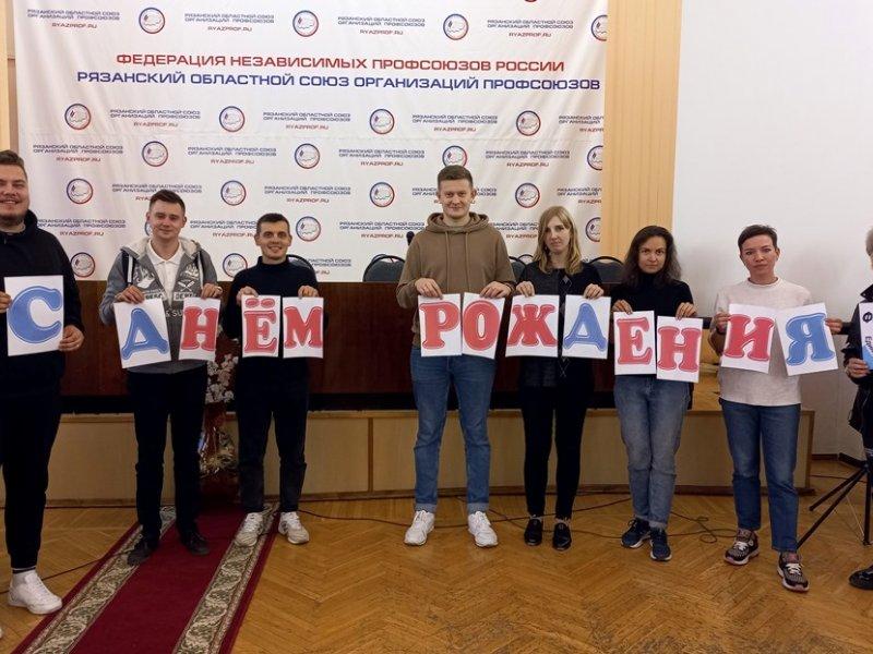 Молодежный совет Профобъединения ведет подготовку к окружному конкурсу