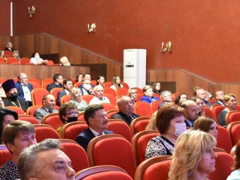 Представители Профобъединения приняли участие в праздновании Дня социального работника